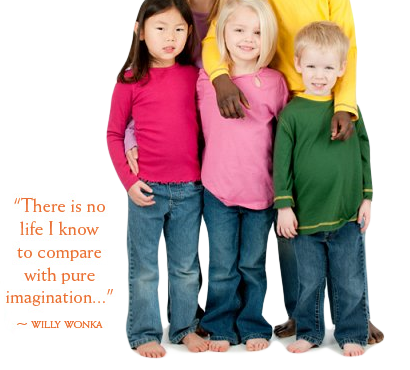 Pure Imagination is a 501(c)(3) non-profit organization which encourages GENEROUS CHILDREN to form lifelong friendships with other children that are chronically or terminally ill by SHARING EXPERIENCES - allowing these children to escape hospitals, protocols, intense scheduling and difficult daily challenges and EMBRACE HOPE by creating lasting memories beyond their imagination.
